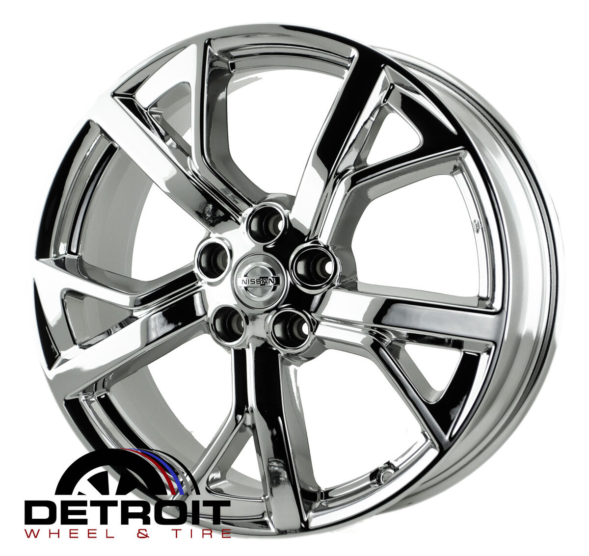 Nissan Maxima PVD Bright Chrome Wheels Factory Rim 62583 Exchange 2012 2013