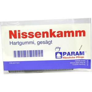 NISSENKAMM-Hartgummi-Param-1St-PZN-5017100