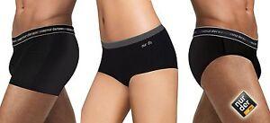 NUR-DIE-NUR-DER-4er-Pack-Herren-Damen-Cotton-3D-Flex-Slip-Boxer-Short-Panty
