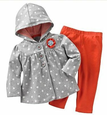 NWT Carters Baby Girl Clothes 2 Piece Set Outfit Red Gray 3 6 9 12 18 24 Months in Clothing, Shoes & Accessories, Baby & Toddler Clothing, Girls' Clothing (Newborn-5T) | eBay