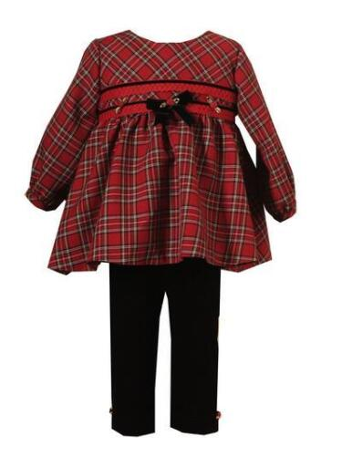 NWT Girls 18 months Rare Editions Red Plaid Christmas Holiday Leggings Set NEW! in Clothing, Shoes & Accessories, Baby & Toddler Clothing, Girls' Clothing (Newborn-5T) | eBay