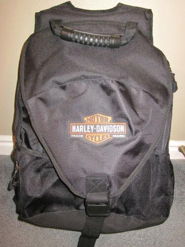 two new genuine harley davidson backpacks. Black Bedroom Furniture Sets. Home Design Ideas