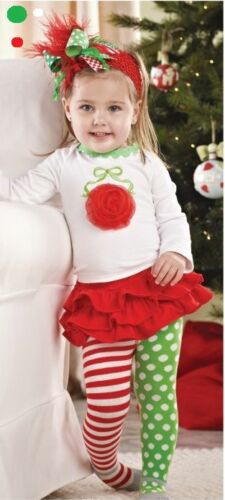 NWT Mud Pie Baby Girl Ornament Skirt Set with Matching Tights (12-18 mo., 2T-3T) in Clothing, Shoes & Accessories, Baby & Toddler Clothing, Girls' Clothing (Newborn-5T) | eBay
