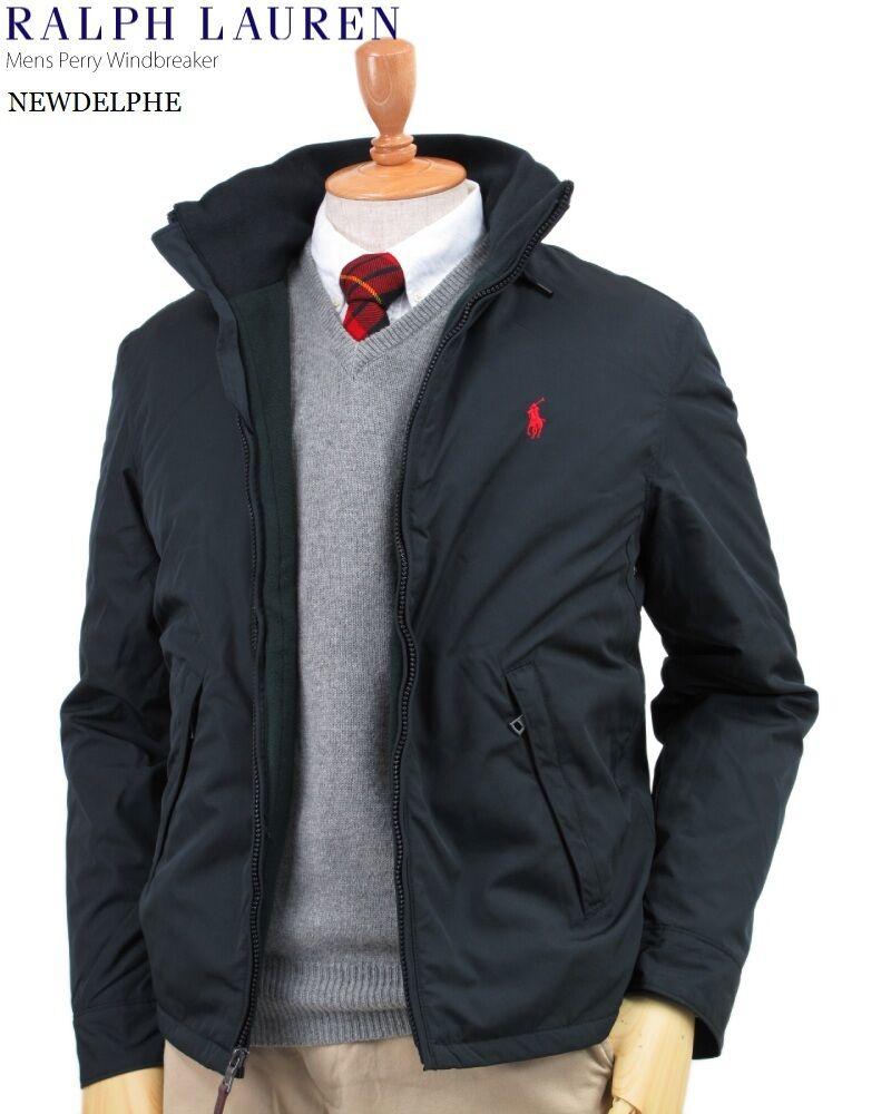 NWT Polo Ralph Lauren Men's Pony Perry Lined Jacket Coat S M L XL XXL MSRP $185