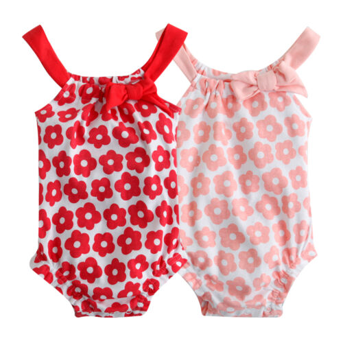 "NWT Vaenait Baby Newborn Infant Girl's One-Piece Bodysuit "" Shine Flower"" in Clothing, Shoes & Accessories, Baby & Toddler Clothing, Girls' Clothing (Newborn-5T) 