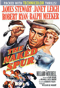 The Naked Spur (DVD, 2006)