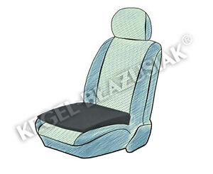 napoleon sitzkissen erwachsene unterst tzung keil schaumstoff f r auto b ro ebay. Black Bedroom Furniture Sets. Home Design Ideas