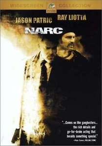 Narc (DVD, 2003, Widescreen)