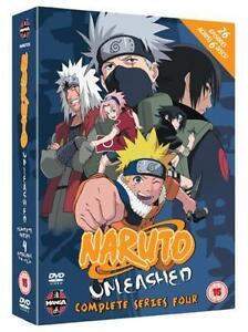 Naruto Unleashed - Series 4 - Complete (...