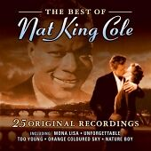 Nat King Cole - Best of (25 Original Rec...