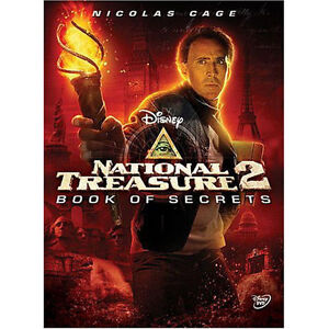 National Treasure 2 : Book of Secrets (D...