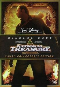 National Treasure (DVD, 2007, 2-Disc Set...
