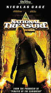 National Treasure (UMD, 2005)