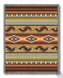 Free Crochet Pattern: Jamie® 4-Ply Crayon Ripple Throw / Blanket