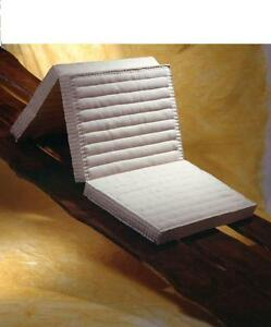 natur kapok matratze klappbar neu unbenutzt 160 200. Black Bedroom Furniture Sets. Home Design Ideas