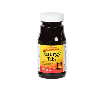 Nature S Measure Energy Tabs