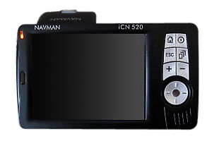 Navman iCN 520 Automotive GPS Receiver