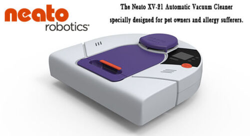 Neato XV-21 Pet & Allergy Automatic Vacuum Cleaner *Brand New* in Consumer Electronics, Gadgets & Other Electronics, Other | eBay