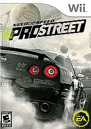 Need for Speed: ProStreet  (Nintendo Wii...