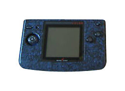 NeoGeo Pocket Color Blue Console (PAL)