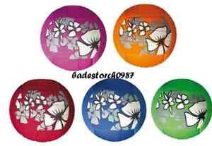 Neopren-Strandball-ca-15-cm-ca-21-cm-Wasserball-Kinder-Spielen-Neoprenball