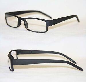 Nerd-Brille-classic-flacher-Rahmen-matt-oder-glaenzend-schwarz-Sonnenbrille-242