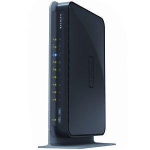 Netgear N600 300 Mbps 4-Port Gigabit Wir...