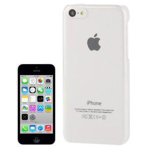 Neu-Crystal-Case-fuer-iPhone-5C-Klar-Durchsichtig-Hard-Cover-Tasche-Huelle-Schutz