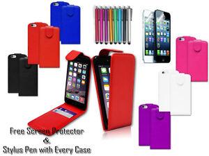 Neu-Premium-Leder-Pu-Flip-Case-Staender-Huelle-Kartenfach-fuer-Apple-iPhone-6-Plus