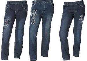 Neue-Maedchen-Jeans-Hosen-2-oder-4stueck-gr86-152-waehlbar