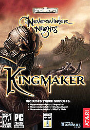 Neverwinter Nights: Kingmaker  (PC, 2005...