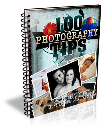 New 100 Photography Tips Master Resell Rights + BONUS in Books, Other | eBay