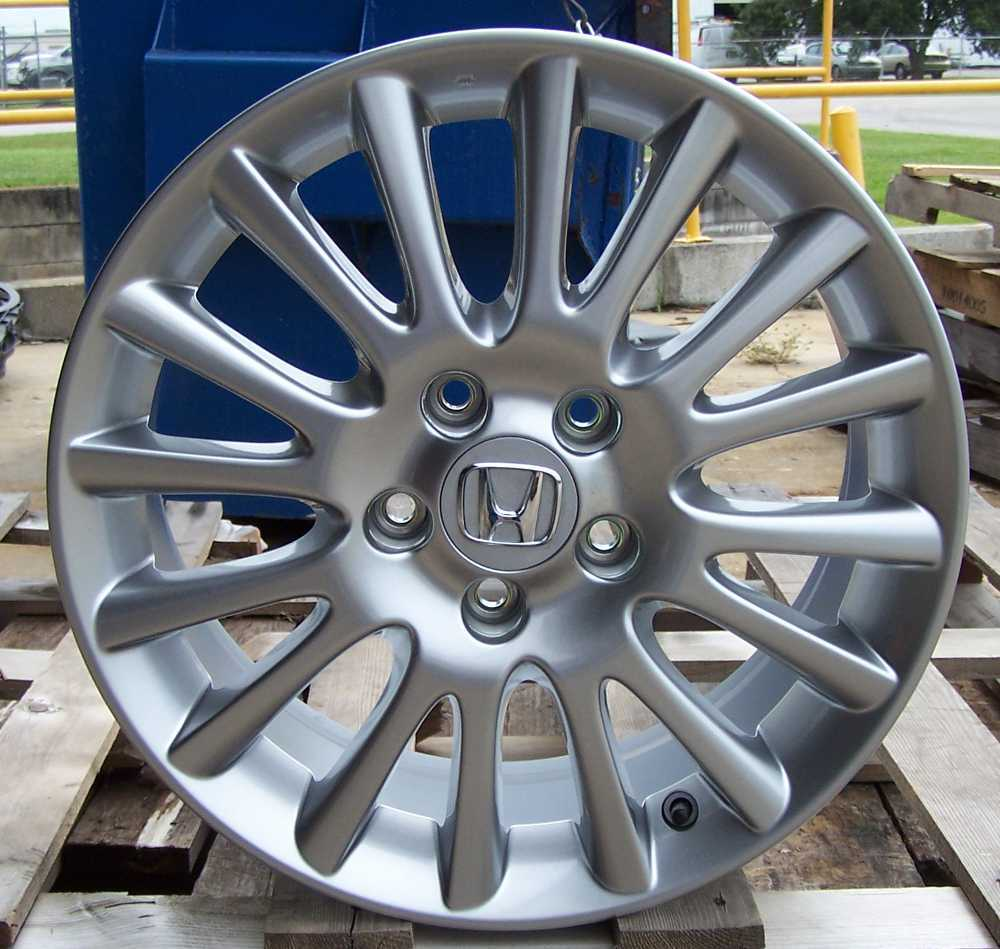 New 17 Alloy Wheels Rims for 2003 2004 2005 2006 2007 Honda Accord