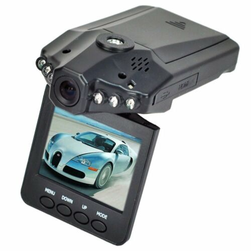 "New 2.5"" HD Car LED DVR Road Dash Video Camera Recorder Camcorder LCD 270° in Consumer Electronics, Home Surveillance, Digital Video Recorders, Cards 