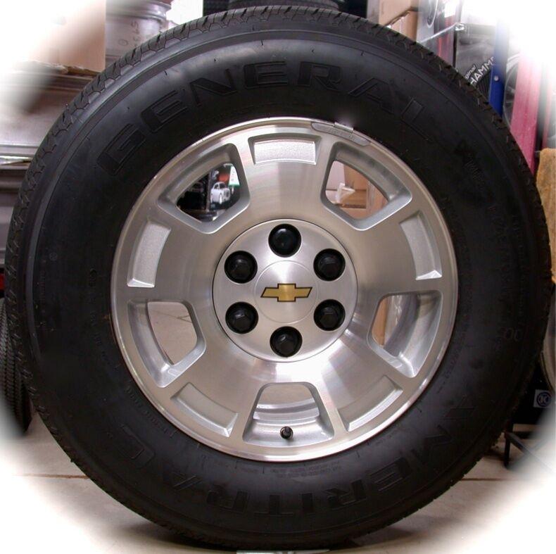 New 2012 Chevy Silverado Express 1500 Van 17 Factory OEM Wheels Rims