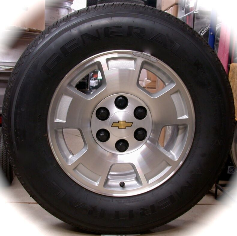 New 2013 Chevy Silverado Express 1500 Van 17 Factory OEM Wheels Rims