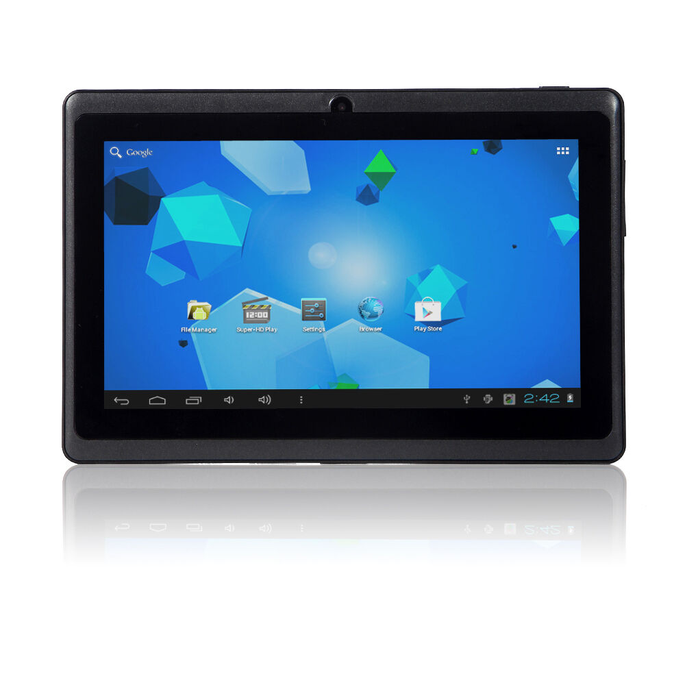 "New 4GB 7"" MID Google Android 4.0 Multi-touch Capacitive ..."