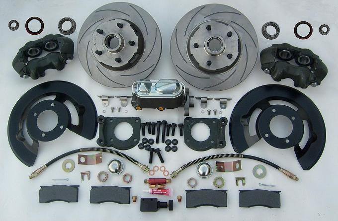 New 64 66 KH Mustang disc brake conversion kit Falcon