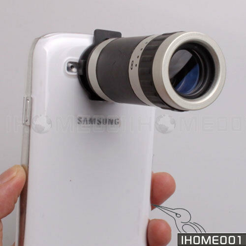 New 8X Zoom Telescope Camera Lens case cover for Samsung Galaxy S3 SIII GT i9300 in Cell Phones & Accessories, Cell Phone Accessories, Cases, Covers & Skins | eBay