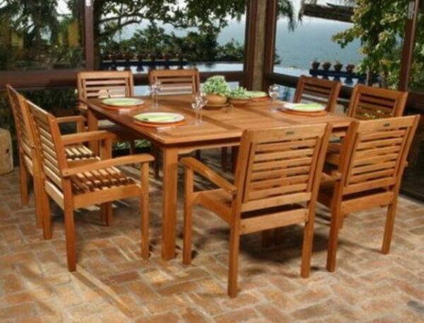 Square Dining Table With 8 Chairs Chair Pads Amp Cushions
