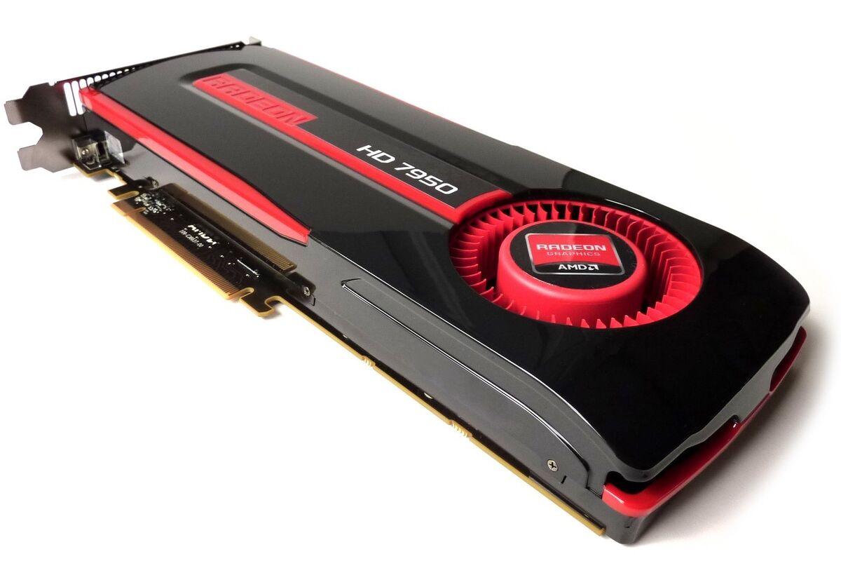 New AMD Radeon HD 7950 3GB Video Card for Apple Mac Pro on