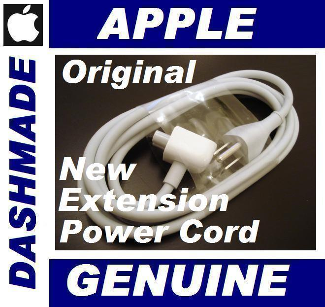 New Apple iBook PowerBook A1021 A1036 AC Adapter's Extension Power Cord Cable