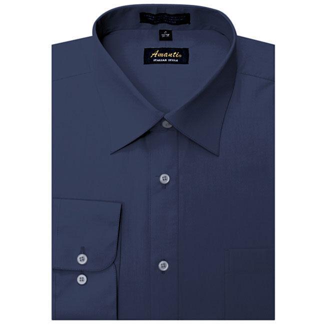 Mens Formal Shirts Extra Long Sleeves