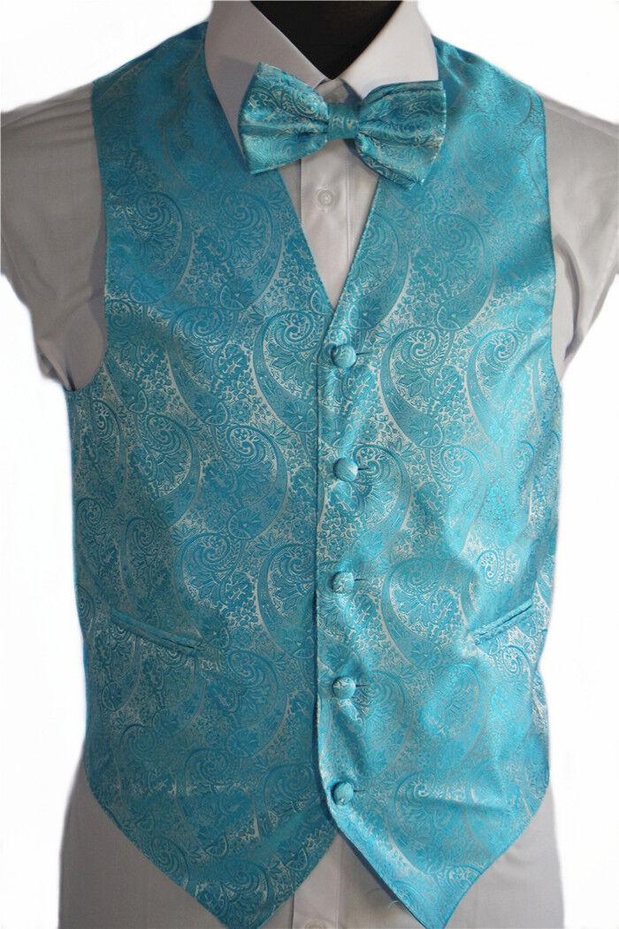 Mens Turquoise Dress Shirt