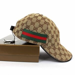 Real Gucci Hats http://www.ebay.com/itm/New-Authentic-GUCCI-Hat-Cap-Mens-Womens-Size-S-M-L-XL-Complete-With-Box-/261178143221