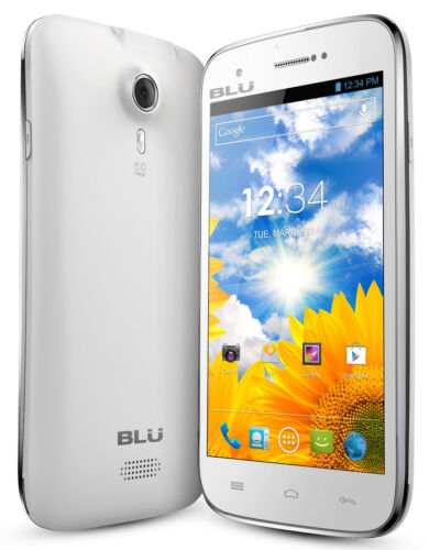 Details about New BLU Studio 5.0 D530 Unlocked GSM Phone Android 4.1