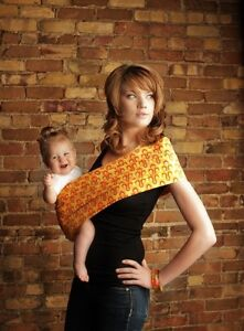 ♥ New Baby Sling Carrier Size 4 Baby Slings in Baby, Baby Gear, Baby Carriers & Slings | eBay