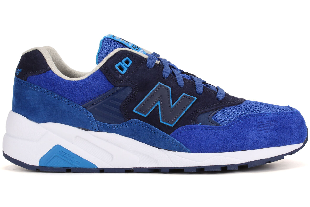 mens new balance green 580 trainers nz