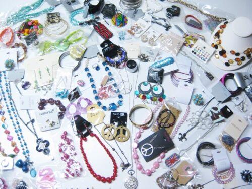 New Below Wholesale 12 Mixed Jewelry Lot Brand Names Necklace Bracelets Earrings in Jewelry & Watches, Wholesale Lots, Mixed Jewelry Lots | eBay