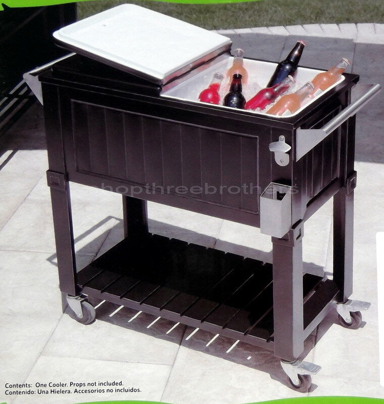 Patio Ice Chest Wheels submited images